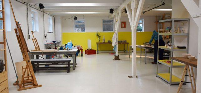 Atelier voor keramiek